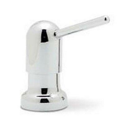 Milano Soap & Lotion Dispenser Color: Polished Chrome