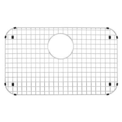 """Stellar 18"""" L x 28"""" W Undermount Kitchen Sink with Faucet, Sink Grid and Sink Strainer"""