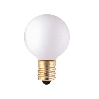 Bulbrite Industries 10W 120-Volt (2700K) Incandescent Light Bulb