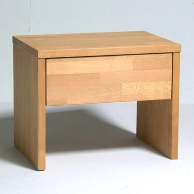 MS Schuon Nachttisch Enzo/Castello mit Schublade