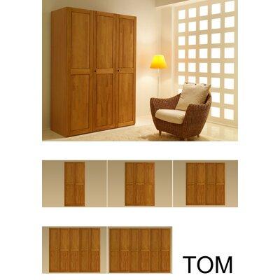 MS Schuon Drehtürenschrank Tom