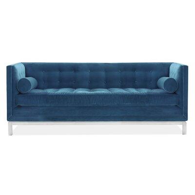 Lampert Sofa Upholstery: Blue