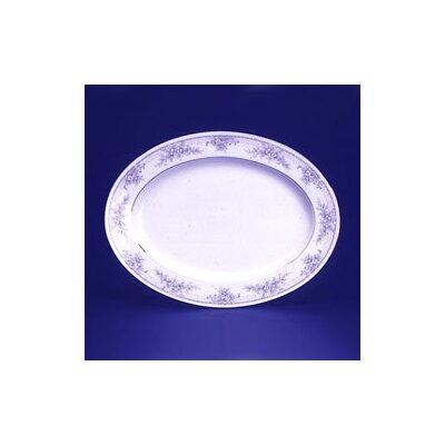Noritake Sweet Leilani Oval Platter