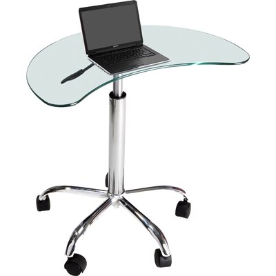 RTA Home And Office Adjustable Laptop Cart