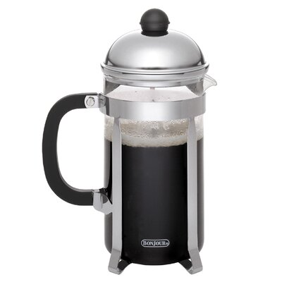 Monet French Press Coffee Maker Size: 3 Cups