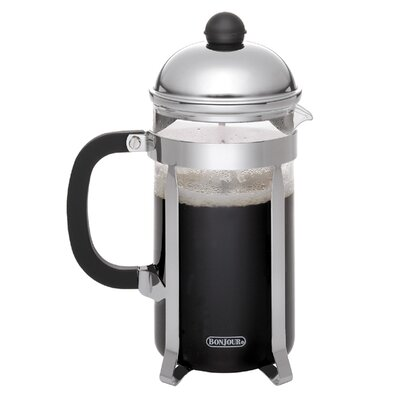 Monet French Press Coffee Maker Size: 12 Cups