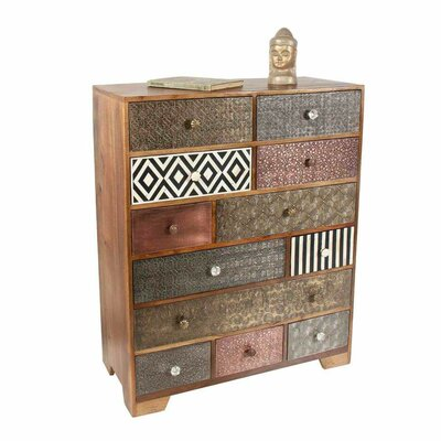 Erita 12 Drawer Accent Chest