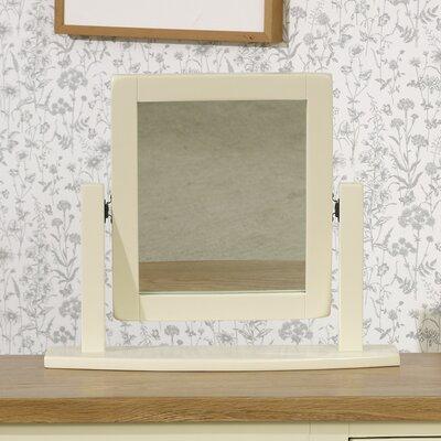Birlea New Hampshire Rectangular Dressing Table Mirror