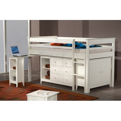 Birlea Cotswold Mid Sleeper Bed with Storage