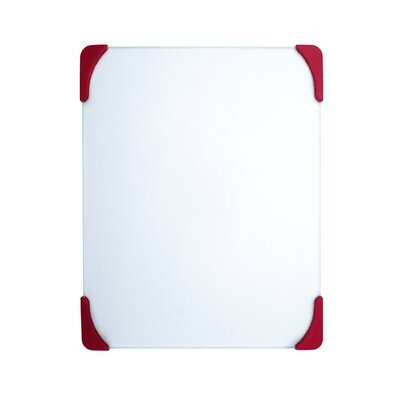 Glass Utility Cutting Board with Non-Slip Corners