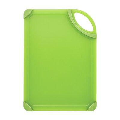 Non-slip Cutting Board Color: Translucent Green