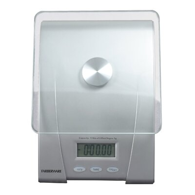 Classic Electronic Kitchen Scale