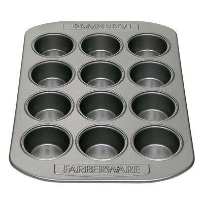 Farberware Non-stick 12 Cup Mini Muffin Pan