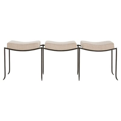 Barry Dixon for Arteriors Bench Size: Large