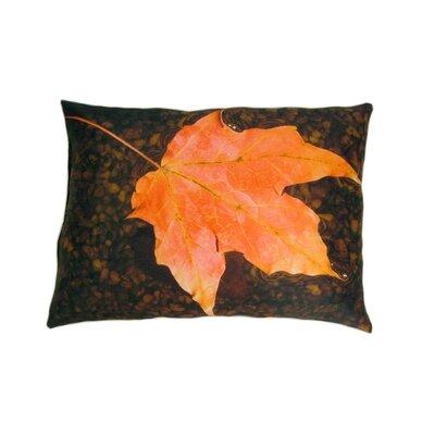 lava Float Throw Pillow