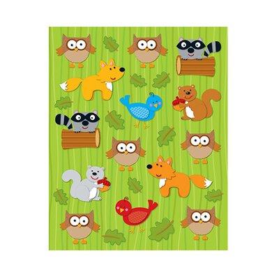 Frank Schaffer Publications/Carson Dellosa Publications Woodland Animals Shape Sticker