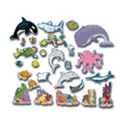 Frank Schaffer Publications/Carson Dellosa Publications Ocean Accent Set