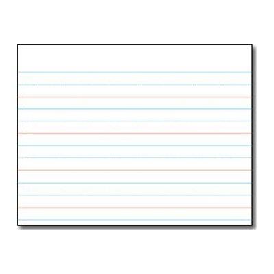 Frank Schaffer Publications/Carson Dellosa Publications Handwriting Paper Chart