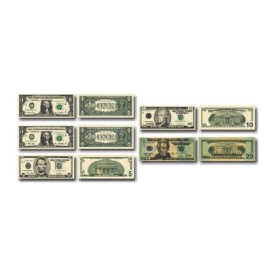 Frank Schaffer Publications/Carson Dellosa Publications Money Us Bills Tool