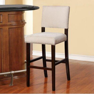"""Boyabat Bar & Counter Stool Seat Height: Bar Stool (30"""" Seat Height), Color: Natural"""