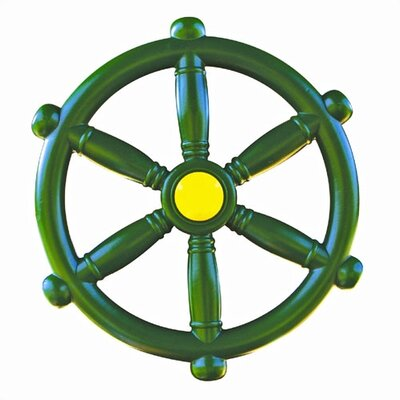 Gorilla Playsets Ship's Wheel Swing Accessory