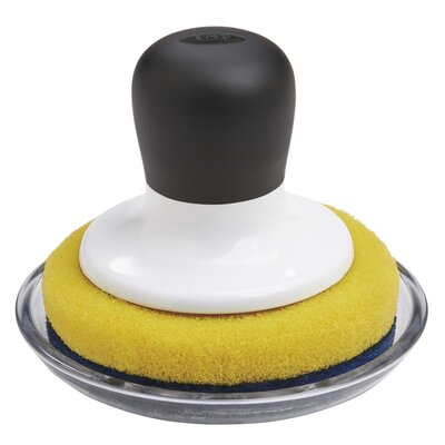 Good Grip Non-Scratch Scrubber with Tray