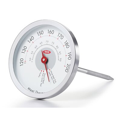 Good Grips Chef's Precision Analog Leave-In Meat Thermometer