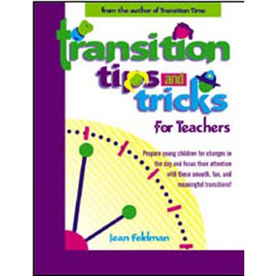 Gryphon House Transition Tips and Tricks Book