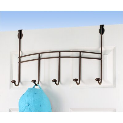 Duchess Over the Door 5 Hook Rack