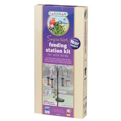 Superior 4 Feeder Feeding Station Kit