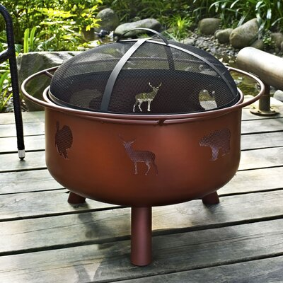 Durango Steel Wood Burning Fire Pit