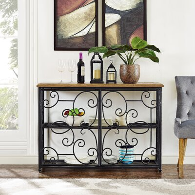 Canadice Accent Cabinet