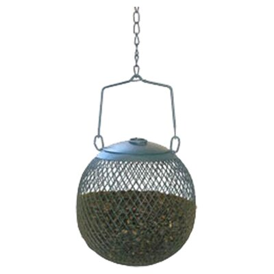 Ball Caged Decorative Bird Feeder (Set of 6)