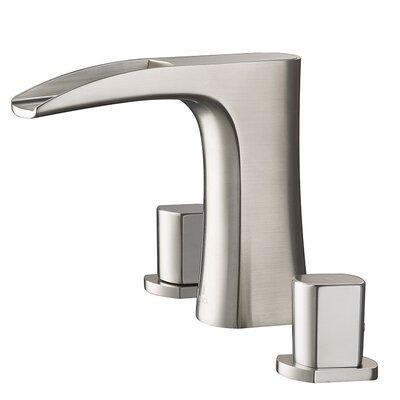 Fresca Bathroom Sink Faucet Finish: Brushed Nickel