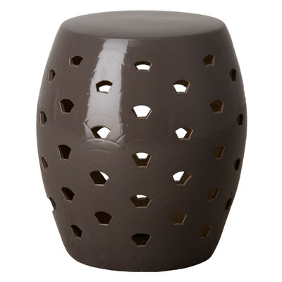 Wave Stool Finish: Brown