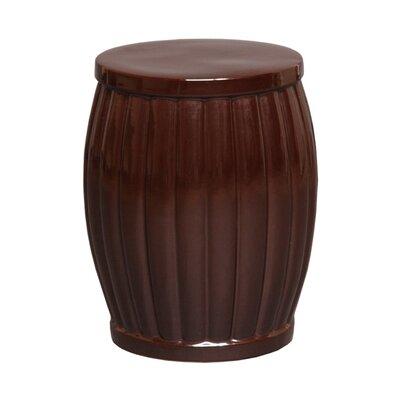 Garden Stool Color: Brown