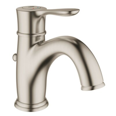 Parkfield Centerset Lavatory Faucet Finish: Brushed Nickel Infinity