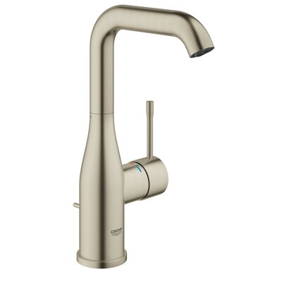 Essence Centerset Lavatory Faucet Finish: Brushed Nickel Infinity
