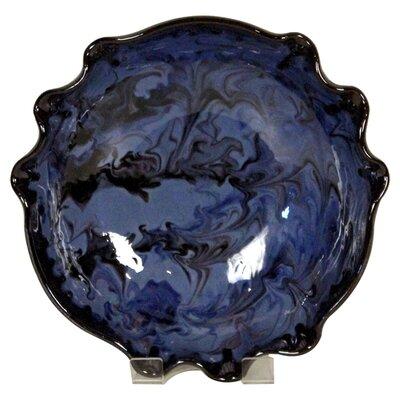 Cookware Essentials Fluted Splashy Bowl in Blue