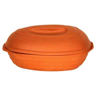 Cookware Essentials 36.5cm Natural Terracotta Chicken Brick