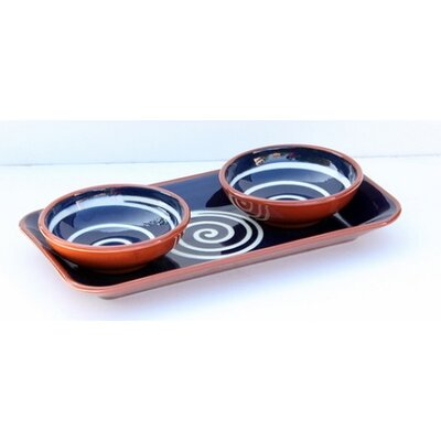 Cookware Essentials Manoli 3-Piece Cookware Set