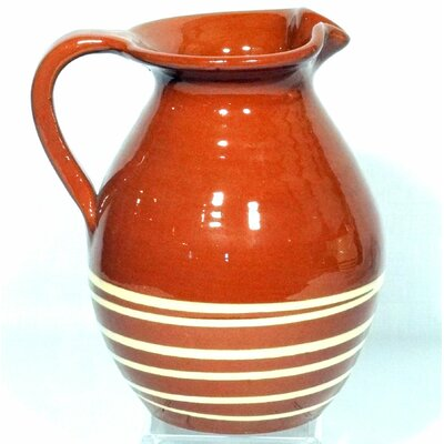 Cookware Essentials Terracotta Traditional Pitcher