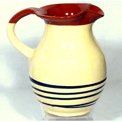 Cookware Essentials Terracotta Traditional 1.5L Pitcher