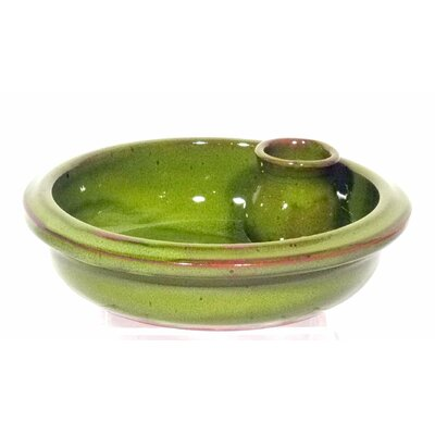 Cookware Essentials Terracotta Olive Dish in Green