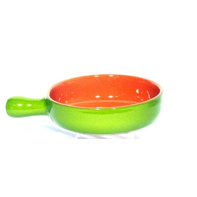 Cookware Essentials Terracotta Pan in Green