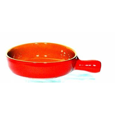 Cookware Essentials Terracotta Pan in Red