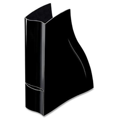 "Magazine Rack, 11""x3-1/5""x12-4/5"", Black"