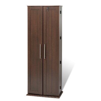 Lamb 2 Door Storage Cabinet Finish: Brown