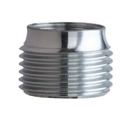 """Chicago Faucets Replacement Parts 0.75"""" Hose Thread Outlet"""