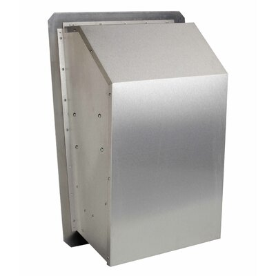 "24"" 1200 CFM Ducted Wall Mount Range Hood"